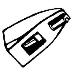 DN 165/166 Nadel 5/10 HiFi Plattenspielernadel