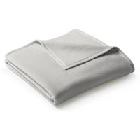 Biederlack Uno Cotton 220 x 240 cm silber