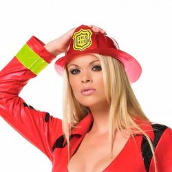 Leg Avenue Sexy Feuerwehr-Hut