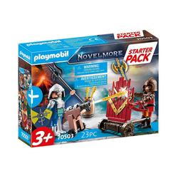 Playmobil® Spielfigur PLAYMOBIL® 70503 Starter Pack PLAYMOBIL Novelmore