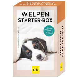 GU Welpen Starter Box von Katharina Schlegl-Kofler