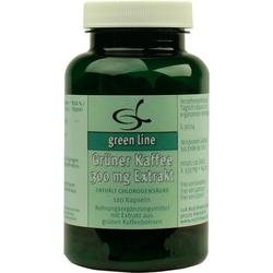 Grüner Kaffee 300mg Extrakt