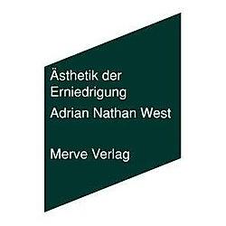 Ästhetik der Erniedrigung. Adrian N. West  - Buch