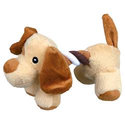 Trixie Spielfigur mit Tau, Plüsch
