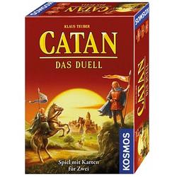 KOSMOS CATAN - Das Duell Kartenspiel