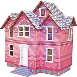 Viktorianisches Puppenhaus Holz