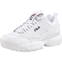 Fila Wmns Disruptor Low white, 41.5