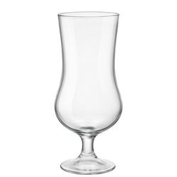 Bormioli Rocco Bierglas Ale, Biertulpe Bierglas 504ml Glas transparent 6 Stück Ø 8.6 cm x 19.4 cm