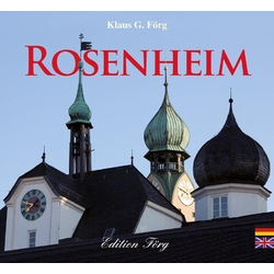Rosenheim als Buch von Klaus G. Förg