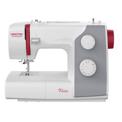 Veritas Nähmaschine Rosa Nähmaschine 4-Stufen-Knopflochprogramm 23 Stichprogramme