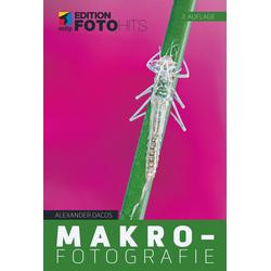 Makrofotografie als Buch von Alexander Dacos