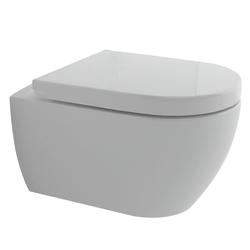 Alpenberger Waschbecken Alpenberger Taharet WC mit WC-Sitz 2 in1 Bidet