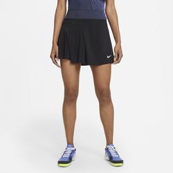 NikeCourt Dri-FIT ADV Slam Damen-Tennisrock - Schwarz, size: S