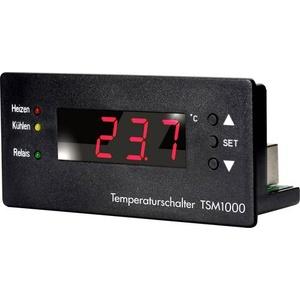 H-Tronic 1114470 TSM 1000 Temperaturschalter Baustein 12 V/DC -99 bis 850°C