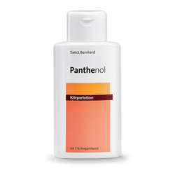 Panthenol-Körperlotion