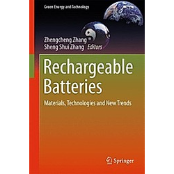 Rechargeable Batteries - Buch
