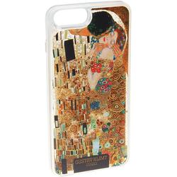 Schloss Schönbrunn Handyhülle iPhone 6/6S/7/8, Schloss Schönbrunn Sisi Hülle iPhone 6 6S 7 8 Hardcover- Kunstvolle Glitzer Handyhülle Einzigartige Schutzhülle für Case iPhone (Kuss - iPhone 6/6S/7/8)