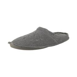 Crocs Classic Slipper EvGr/Stu Pantoffeln Pantoffel grau 37/38