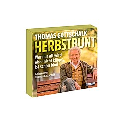 Herbstbunt  4 Audio-CDs - Hörbuch