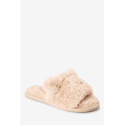 Next Kuschelige Sandale mit Bären-Design Hausschuh 35,5