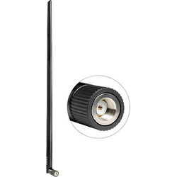 Delock 88450 WLAN Stab-Antenne 9 dB 2.4GHz