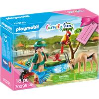 Playmobil City Life Geschenkset Zoo 70295