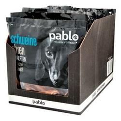 Pablo Hundefutter Schweineohren 2 Stück, 10er Pack