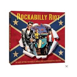 VARIOUS - Rockabilly Riot (CD)