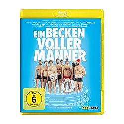 Ein Becken voller Männer - DVD  Filme