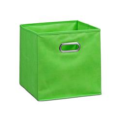 Box FURORE grün(BHT 32x32x32 cm) Zeller