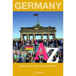 AZ Germany als Buch von Günther Nonnenmacher
