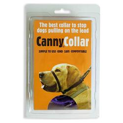 Canny Collar Erziehungshalsband lila, Größe: 2