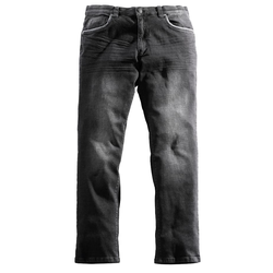 Jeans Men Plus Schwarz