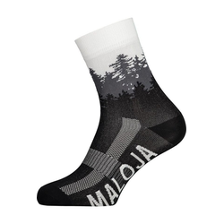 Maloja Sportsocken Maloja Sport Socke Unisex BibernelleM. (1-Paar) 43-46