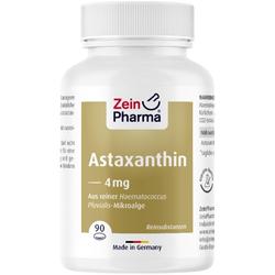 ASTAXANTHIN 4 mg pro Kapsel 90 St