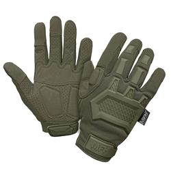 MFH - Max Fuchs Tactical Handschuhe Action oliv, Größe XL/10