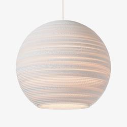 Scraplights Moon 18 - Ø 45 cm - Weiß