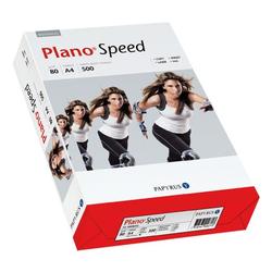 Speed Papier A4, 80g, Weiß - 500 Blatt weiß, Plano