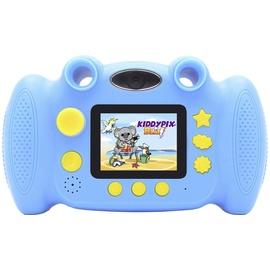 easyPIX Kiddypix Blizz blau Kinder-Kamera