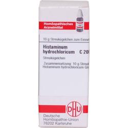 HISTAMINUM hydrochloricum C 200 Globuli 10 g
