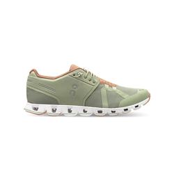 ON Cloud Sportschuhe/Sneaker Damen Leaf / Mocha - Leaf / Mocha