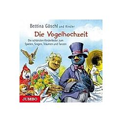 Die Vogelhochzeit  Audio-CD - Hörbuch
