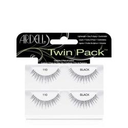 Ardell Twin Pack Nr. 110 -  Demi Black rzęsy  1 Stk NO_COLOR