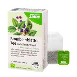 Salus Brombeerblätter Tee nicht fermentiert