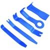 BGS 3027 Satz 5teilig Montagehebel Ausbau / Einbau Verkleidungen Zierleisten