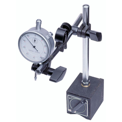 Messuhr mit Magnet-Messstativ