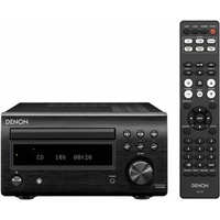 Denon RCD-M41DAB -Kanal Audio-Receiver (CD-Player, Bluetooth) schwarz