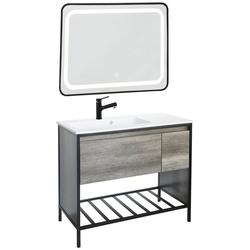 Sanotechnik Unterschrank SOHO Badspiegel 90x46 cm