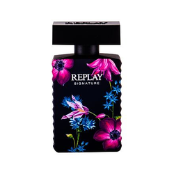 Replay Signature eau de parfum 50 ml für Frauen