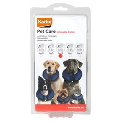 Karlie Hundeschutzkragen, aufblasbar, Größe: M